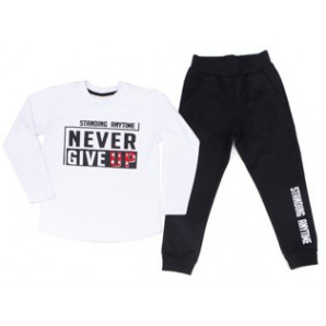 Conjunto Never Give Up 22934 Have Fun