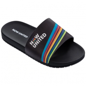 Chinelo Slide Now United Grendene Preto