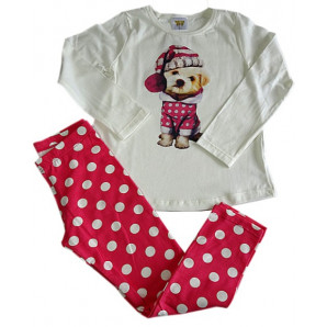 Pijama Cachorrinho 23038 Have Fun